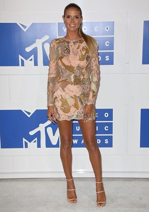 HeidiKlum-MTV