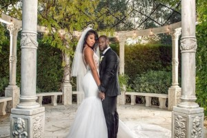 Comedian Kevin Hart Marries Longtime Sweetheart Eniko Parrish
