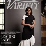 Michelle Obama On The Cover Of Variety Wearing Jonathan Simkhai Is Perfection
