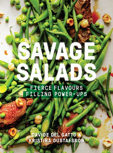 Savage Salads cover