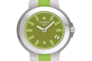 Tissot Shows Why 'Less Is More'