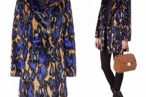 Bargain Buy Of The Week: Biba Leopard Faux Fur Coat
