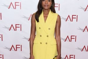 We're Loving Naomie Harris' Outfit At The AFI Awards