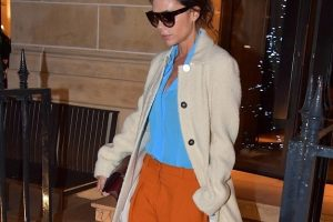 Victoria Beckham Strikes Again At Paris Couture Week #Obsessed