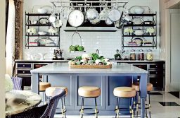 How To Incorporate French Bistro Design Into Your Kitchen