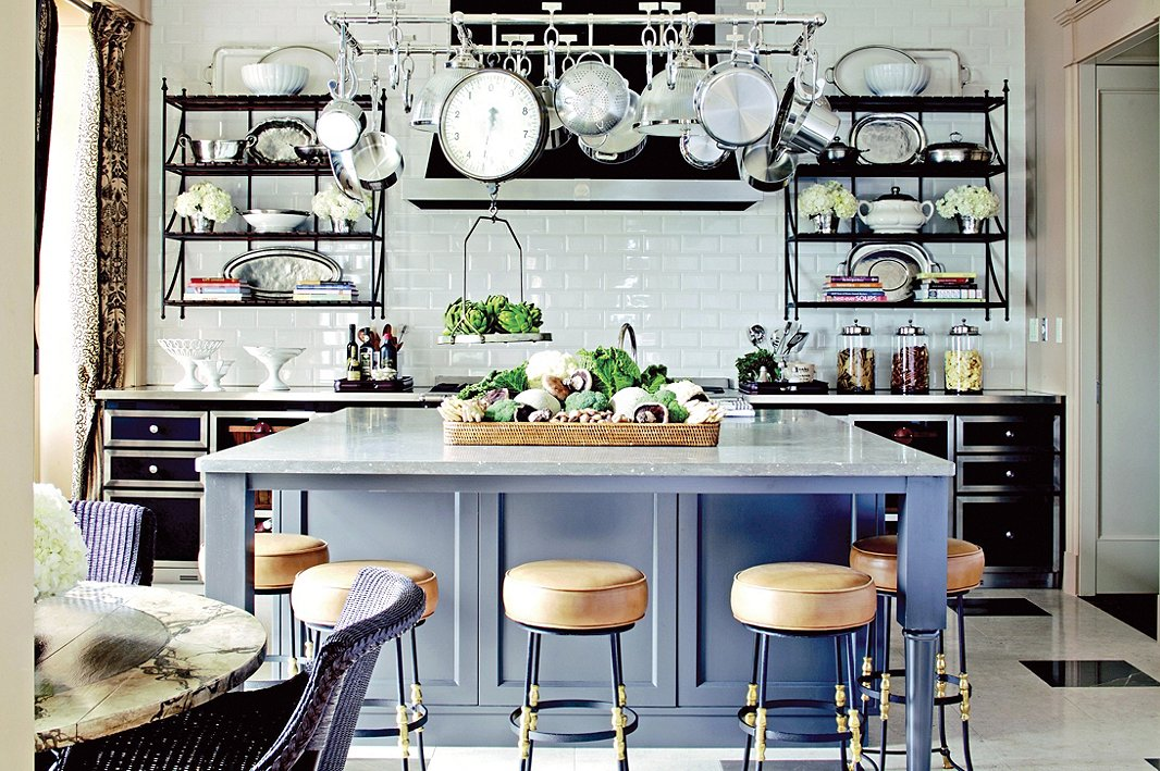 How to incorporate french bistro design into your kitchen Look for design kitchen