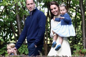 Kate Middleton & Prince William Will Make London Their New Home