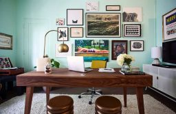 5 Unique Pieces For Your Mid-Century Modern Home Office