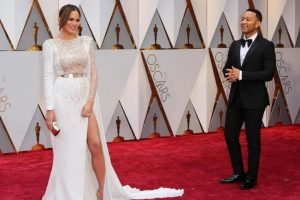 Best Dressed At The Oscars 2017: Brie Larson, Chrissy Teigen, Taraji P. Henson And More!