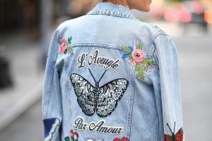 Embroidered Denim Jacket: Gucci vs Topshop?