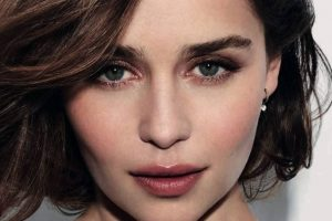 Emilia Clarke Is The New Face Of Dolce & Gabbana The One For Women