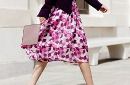 Pretty Is Back In Fashion For Spring!
