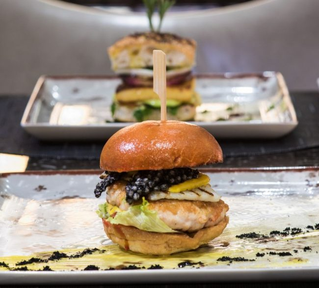 Tried & Tested: The Hyde Bar Luxury Burger Collection