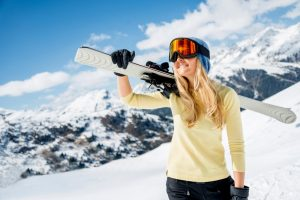 4 Fabulous Resorts For Summer Skiing