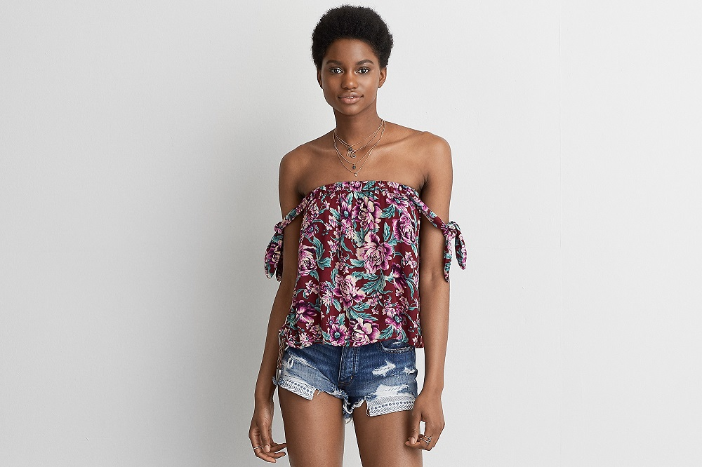 9869ef956758e Get 40% Off Summer Essentials At American Eagle Outfitters
