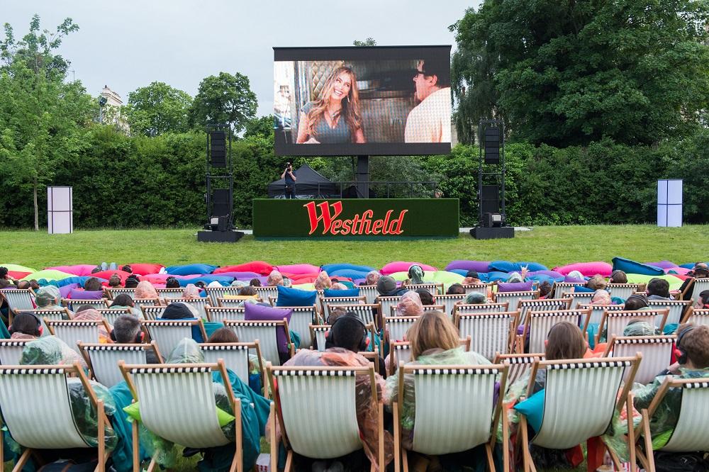 Westfield Open Air Cinema