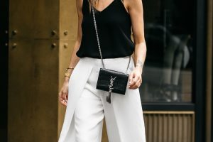 Our Favourite Transitional Piece? White Culottes!