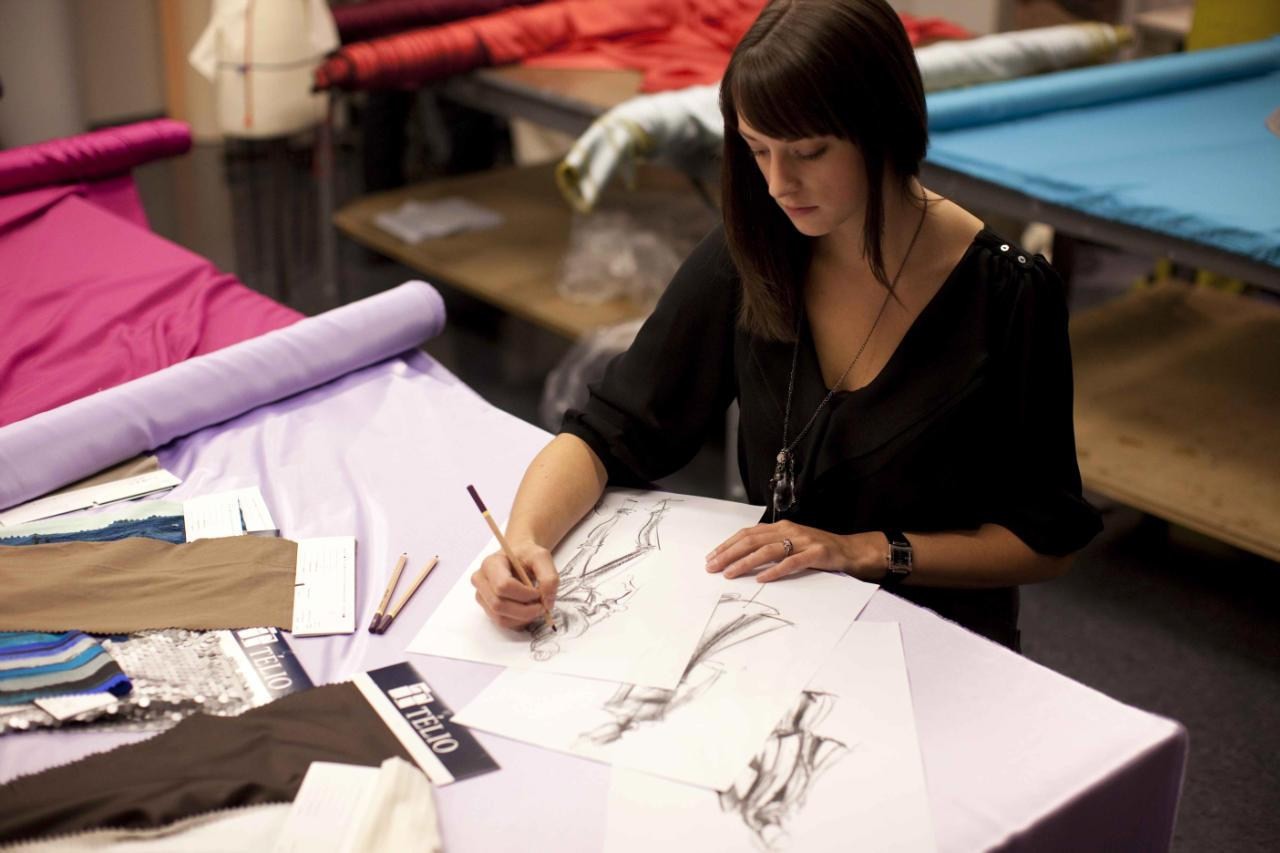 Tips For Getting Started In The Fashion Industry