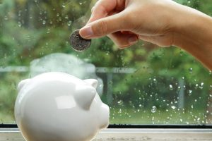 How To Accumulate A Savings Umbrella For A Rainy Day