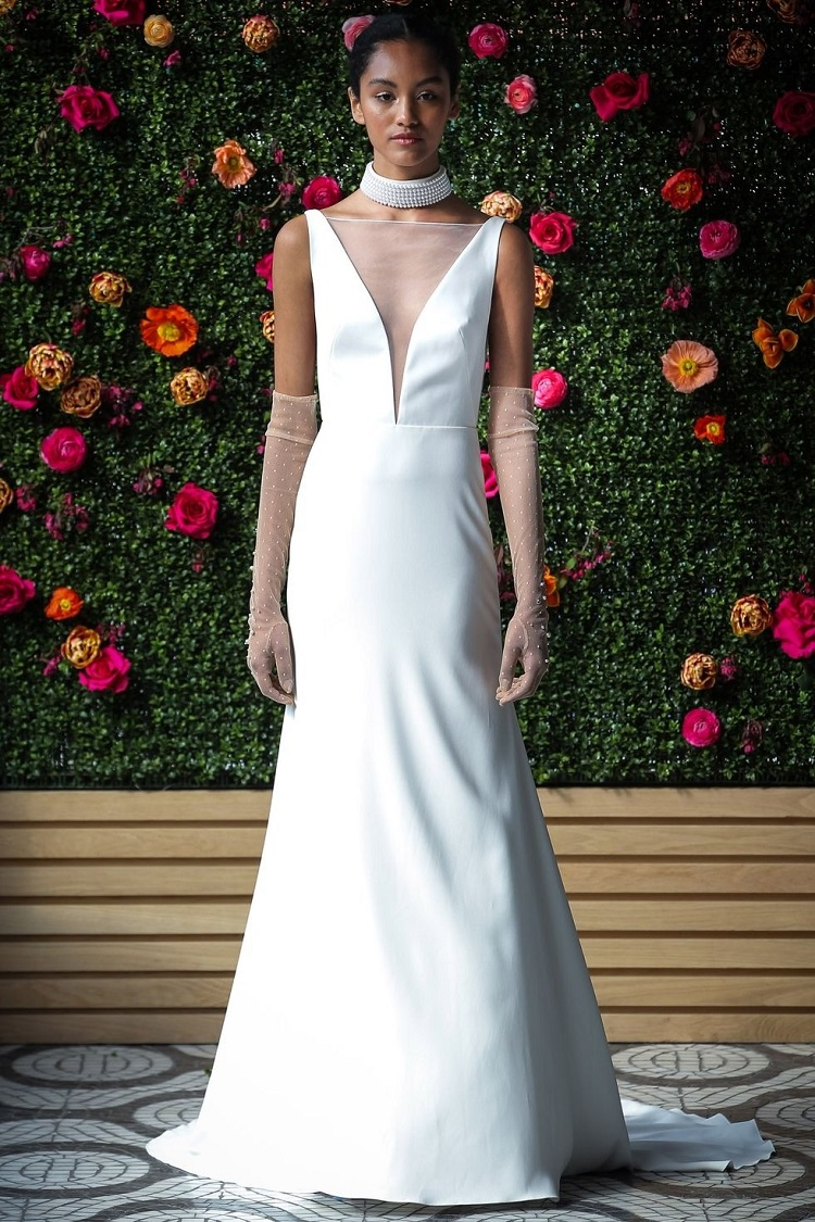A Sneak Peek at Spring Wedding Fashion For 2018