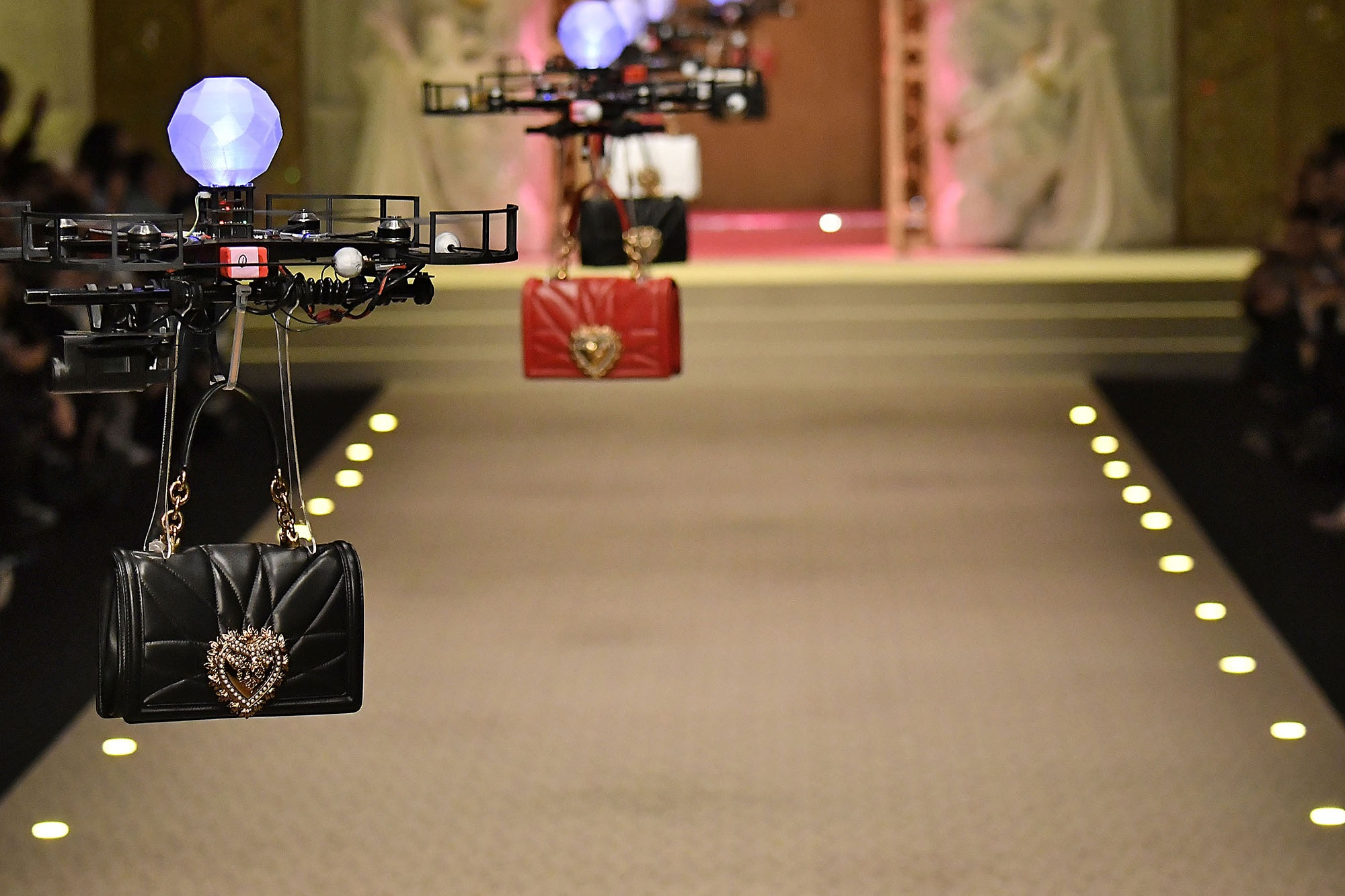 Drones Dolce and Gabbana
