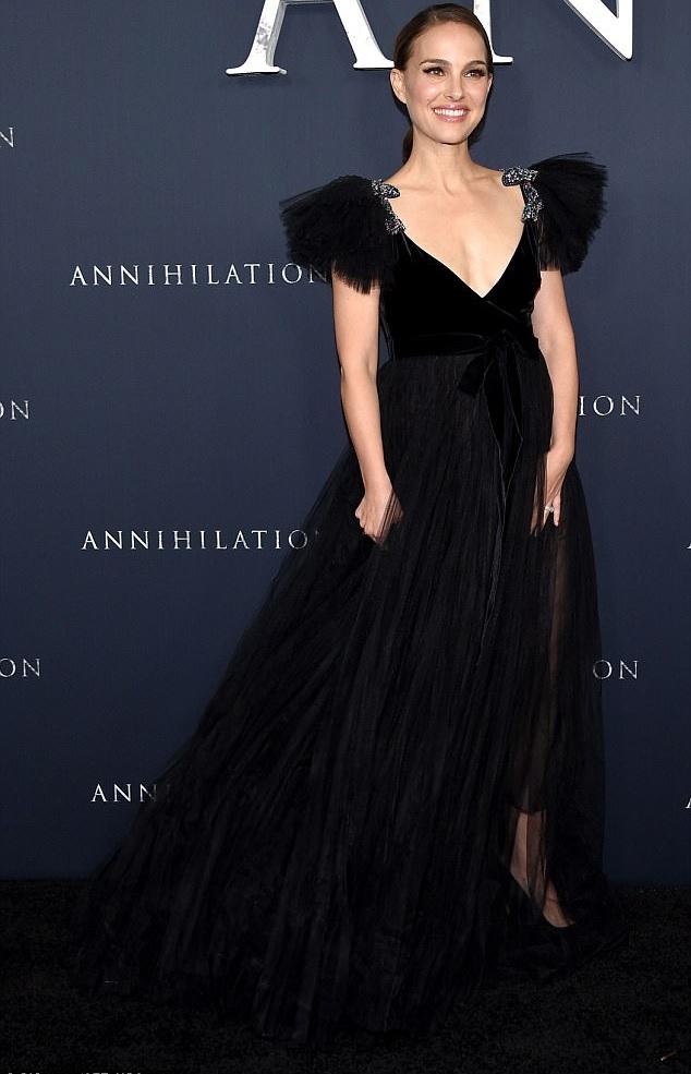 Natalie Portman Annihilation Premiere