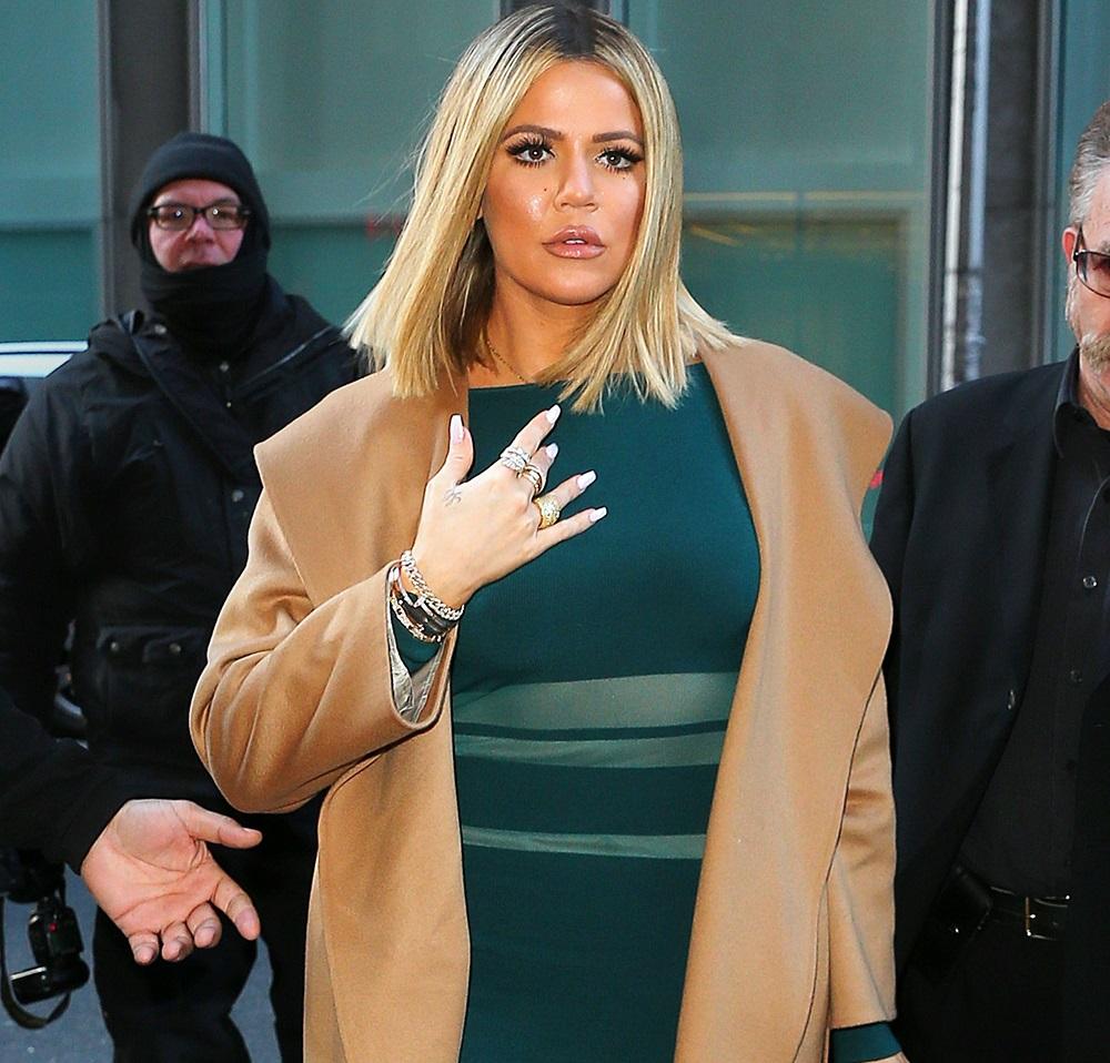 Khloe Kardashian Gives Birth To A Baby Girl
