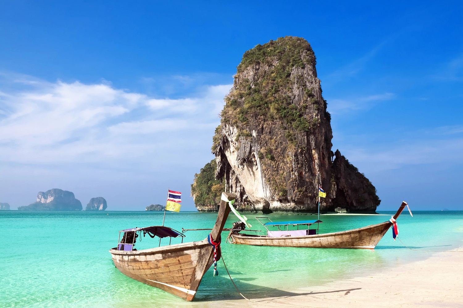 Thailand's Best Mainland Beaches