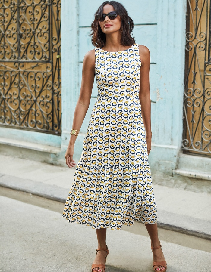 7 Summer Dresses That Ll Take You Effortlessly From Am To