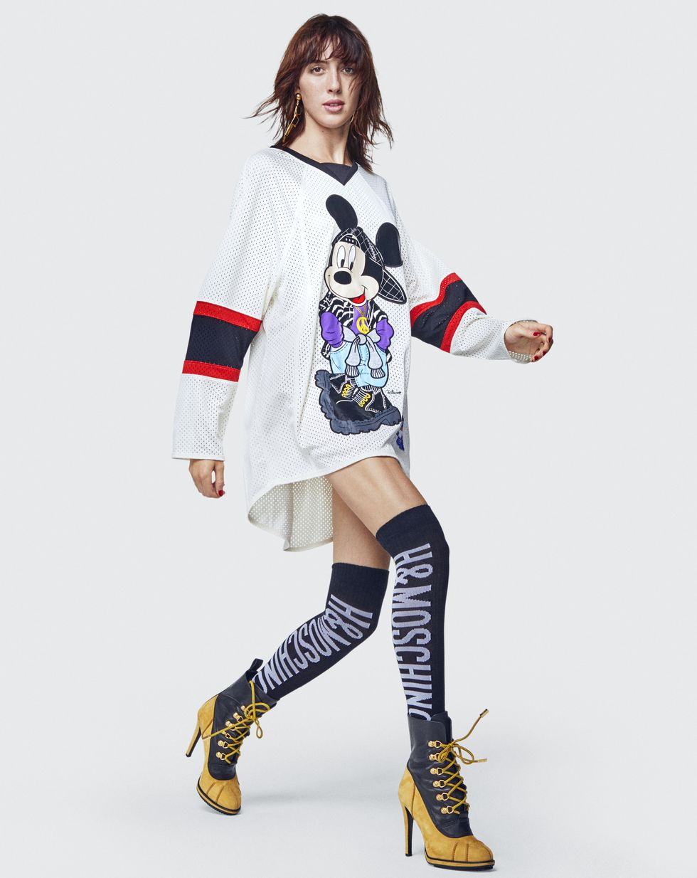 Finally. Here's All The Looks From H&M x Moschino – My ...