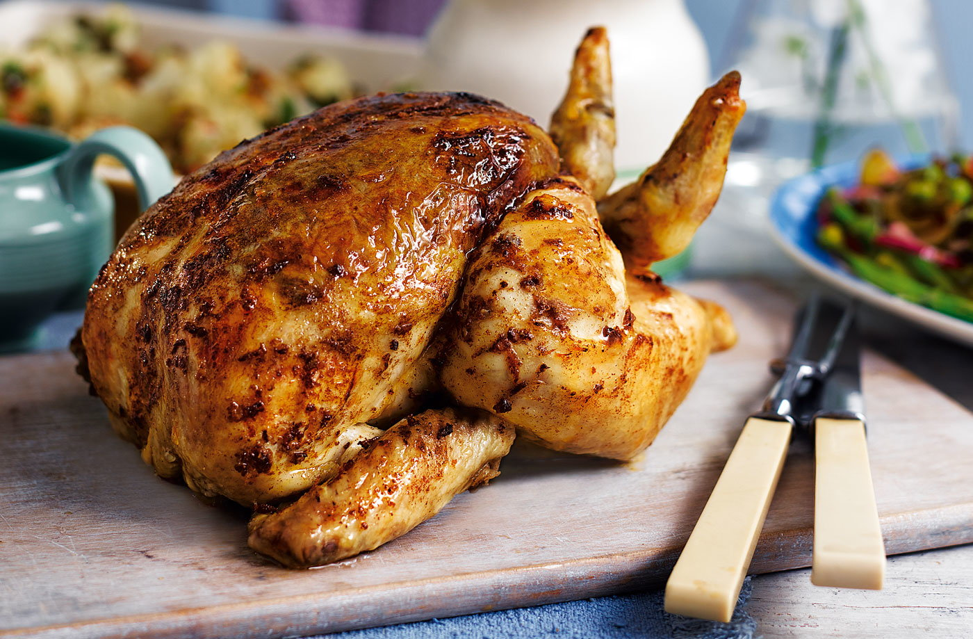 How To Cook The Perfect Roast Chicken – My Fashion Life