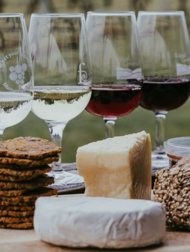 Pairing Snacks And Wine