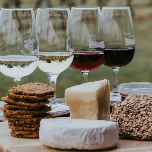 Pairing Snacks And Wine