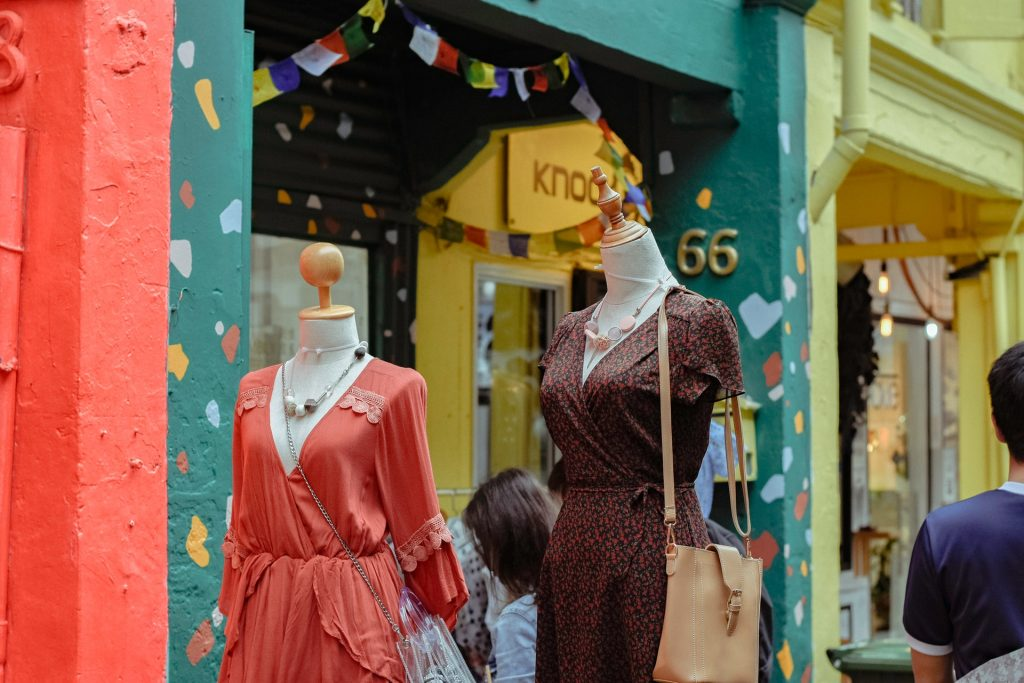 Turn Your Clothing Store Into A Global Brand